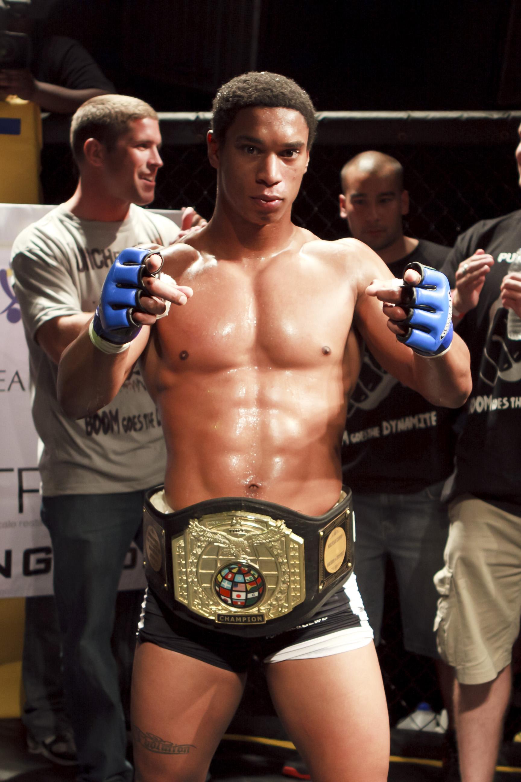 MMA's amateur MMA series